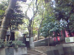 中村アン 公式ブログ/乃木神社 画像2