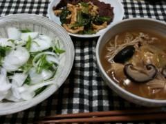 中村アン 公式ブログ/家ご飯 画像1