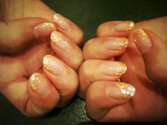 中村アン 公式ブログ/nEw naiL 画像2
