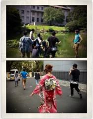 中村アン 公式ブログ/振袖 画像1