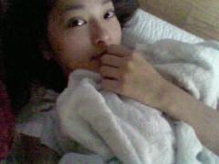 中村アン 公式ブログ/寝起きさん 画像1