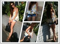 中村アン 公式ブログ/i love fashion 画像1