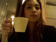 中村アン 公式ブログ/夜カフェ 画像2