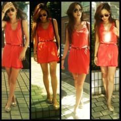 中村アン 公式ブログ/i love オレンジ 画像1