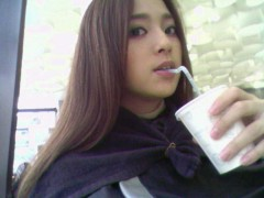 中村アン 公式ブログ/毛染め 画像3
