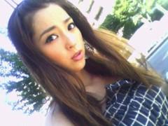 中村アン 公式ブログ/なぜかしかめっ面 画像2