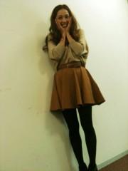 中村アン 公式ブログ/ベージュ 画像1