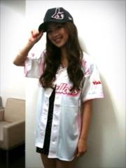 中村アン 公式ブログ/野球 画像2