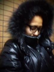 中村アン 公式ブログ/極寒 画像1
