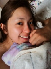 中村アン 公式ブログ/早起きた 画像1