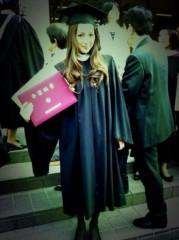 中村アン 公式ブログ/卒業式 画像1