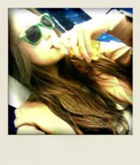 中村アン 公式ブログ/緑眼鏡 画像1