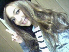 中村アン 公式ブログ/巻き髪 画像1