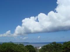 中村アン プライベート画像 沖縄