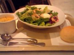 中村アン 公式ブログ/美味しいセット 画像1
