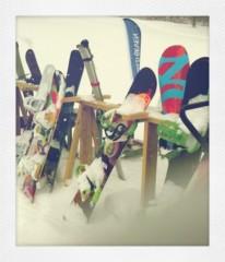 中村アン 公式ブログ/雪山 画像2