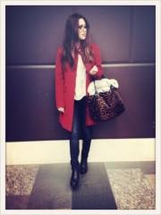 中村アン 公式ブログ/i love 赤 画像2