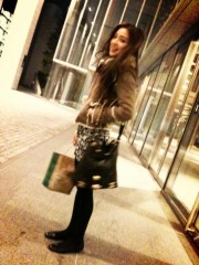 中村アン 公式ブログ/帰路 画像1