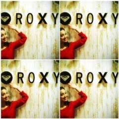 中村アン 公式ブログ/ROXY girl 画像3