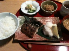 中村アン 公式ブログ/THE 和食 画像2