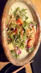 中村アン 公式ブログ/晩ご飯に 画像1