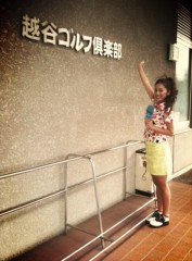中村アン 公式ブログ/あぁあ〜 画像1