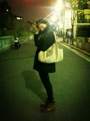 中村アン 公式ブログ/寒 画像3