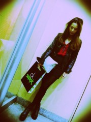 中村アン 公式ブログ/outfit 画像1