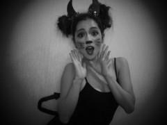 中村アン 公式ブログ/デビル猫 画像1