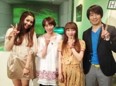 中村アン 公式ブログ/収録 画像1
