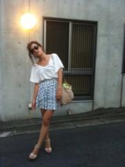 中村アン 公式ブログ/暑かったネ 画像3