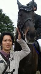 鎌田久仁宏 公式ブログ/GI馬に会ってきた。 画像3