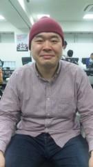 新宿カウボーイ 公式ブログ/アルコ酒井くんのニット帽をかぶったのを見て平子さんの一言 画像1