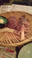 新宿カウボーイ 公式ブログ/イカ焼きとゆでダコ 画像1