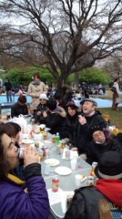 新宿カウボーイ 公式ブログ/お花見 画像2