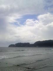 鳩山来留夫 公式ブログ/海は 画像2
