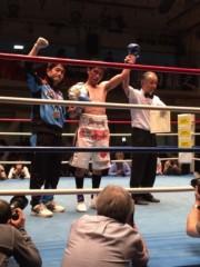 桂米多朗 公式ブログ/川崎新田ボクシングジム 黒田雅之選手 日本フライ級統一チャンピオン誕生 画像3