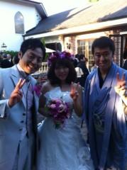 桂米多朗 公式ブログ/結婚式の司会\(^o^)/ 画像1