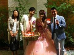 桂米多朗 公式ブログ/東貴博・安めぐみ結婚式 画像2