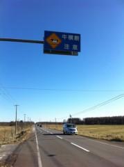 桂米多朗 公式ブログ/ 牛注意(((o(*゜▽゜*)o))) 画像1