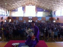 桂米多朗 公式ブログ/玖珠町小中学校落語教室最終日 画像1
