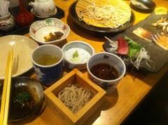 桂米多朗 公式ブログ/日本酒蕎麦 画像1