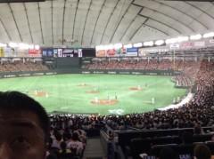 桂米多朗 公式ブログ/東京ドーム巨人対阪神戦 ダイヤモンドボックスシート 画像3