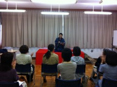 桂米多朗 公式ブログ/教員研修落語講演 画像1