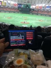 桂米多朗 公式ブログ/東京ドーム 巨人対ソフトバンク観戦 画像1