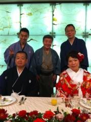 桂米多朗 公式ブログ/ 工藤多香志さん・鈴木純子さん結婚式 画像1
