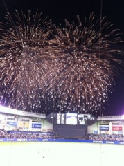 桂米多朗 公式ブログ/ 千葉ロッテマリーンズQVC開幕戦 画像1