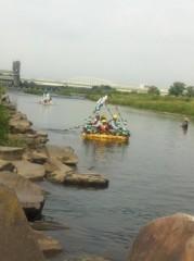 桂米多朗 公式ブログ/エコカップ多摩川いかだ下り 画像2