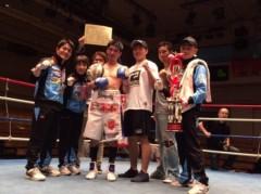 桂米多朗 公式ブログ/川崎新田ボクシングジム 黒田雅之選手 日本フライ級統一チャンピオン誕生 画像1