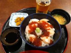 桂米多朗 公式ブログ/ホタテイクラ丼 画像1